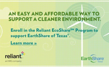 Reliant Energy Supports GEAA through Carbon Offset Campaign For a Third Year